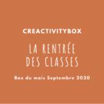 5- Photo boutique Box du mois Septembre 2020
