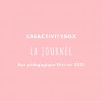 3- Box pédagogique Février 2021 – la journée photo boutique